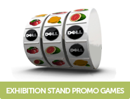 Exhibition stand promo games - click for quick view